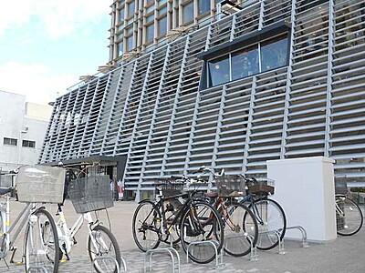 松本市のシェアサイクル事業 貸し出し拠点14カ所を選定