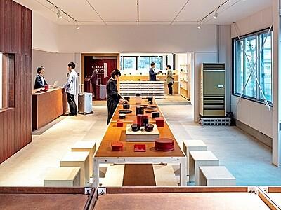 ものづくりやデザイン体感を 鯖江市に新たな観光窓口