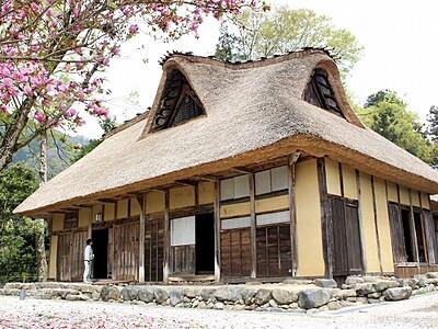 趣残し、旧木下家住宅「再生」 福井・勝山 24日から一般公開
