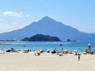 若狭和田が4年連続 ビーチの国際認証「ブルーフラッグ」