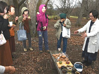 ドングリ粉料理で「縄文女子カフェ」 茅野で毎月第4木曜日