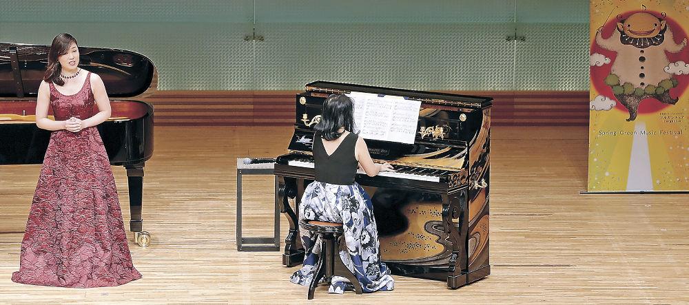 歴史の重み漂う優美な旋律を紡ぐ「ステッセルのピアノ」=北國新聞赤羽ホール