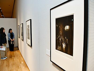 シゲタの人生、作品で感じて 上田市立美術館で展示