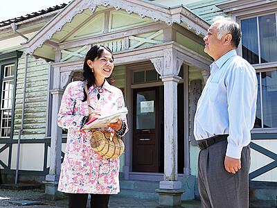 高岡の港町の魅力紹介へ 紙芝居師の中谷さん