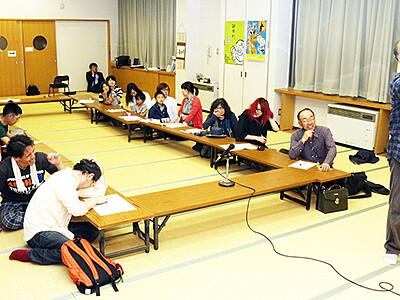 白雪姫に演目決定 小矢部「めるへん劇団」 8月公演