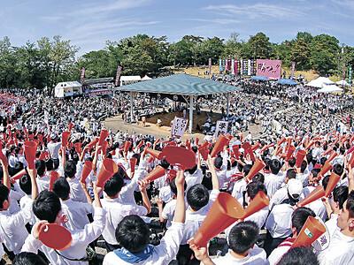 高校相撲金沢大会、金市工3位 鳥取城北6年ぶり優勝