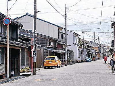 日本遺産 「北前船」に金沢市を認定