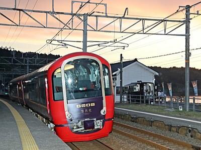 トキ鉄イタリアン特別便 7月31日に追加運行
