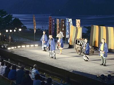 海のステージ開幕、創作劇やダンス 6月2日まで催し多彩