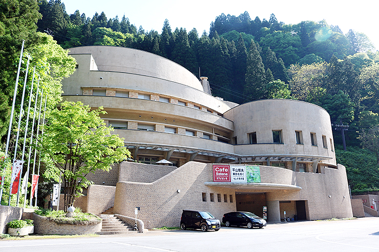 本年度から新たなスタートを切った宇奈月国際会館セレネ