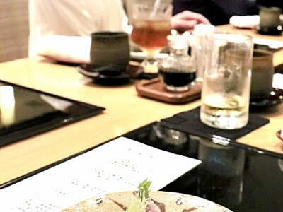 魯山人デザインの器で旬味わう 福井で企画展関連催し