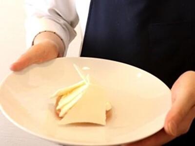 イタドリをデザートに 仏料理店で15日から提供 長岡