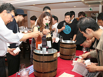 県産ワイン、お味はいかが? 21日から松本で「サミット」