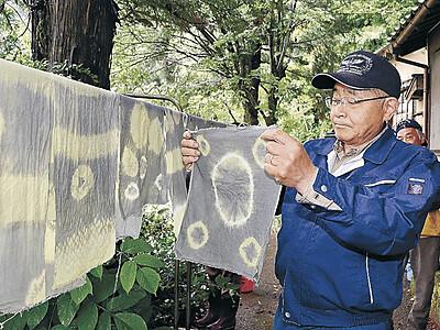 田んぼ染め復活へ保存会 金沢・釣部町の住民が結成