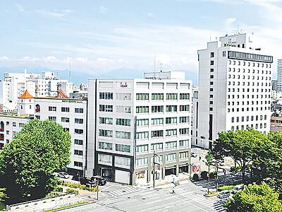 富山市桜木町で再開発ビル アリーナ核に計画