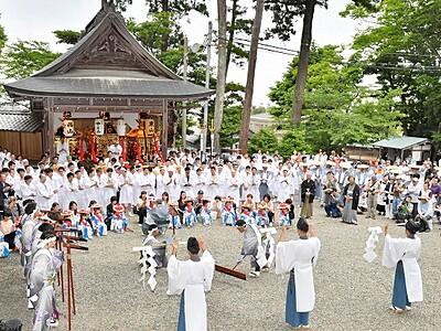 高浜七年祭 6年に一度の熱狂が開幕