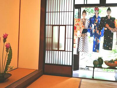 松本の七夕、珍しい風習知って 市内各地で紹介