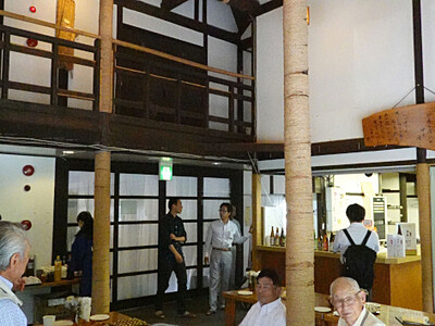 秋山郷―渋温泉、観光ルート構築へ 栄村の宿泊施設20日新装開館