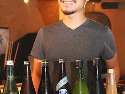 脱サラ蔵人、酒の旅語る 東京の立川さん、長野で19日催し