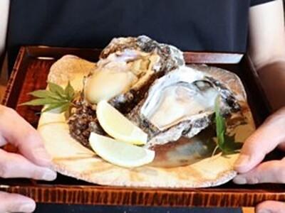 旬の岩ガキ和洋中で 20日から10店で提供 新発田