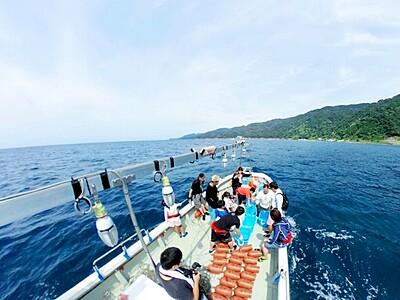 越前海岸「海の探検博覧会 うみたん」体験メニュー追加 福井県