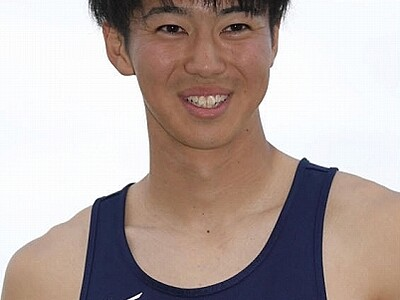 8月の福井のナイター陸上 男子100に多田、白石が出場