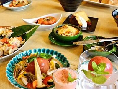 トマト料理多彩に 38軒、8月24日から提供 妙高