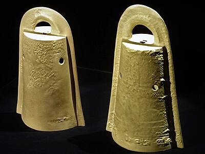 高岡の技キラリ、銅鐸復元 村上市美術館長ら