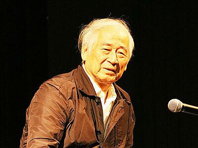 劇団SCOT鈴木さん思い語る シアター・オリンピックス