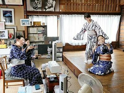 歌舞伎舞踊楽しんで ふるまち新潟をどり 9月8日