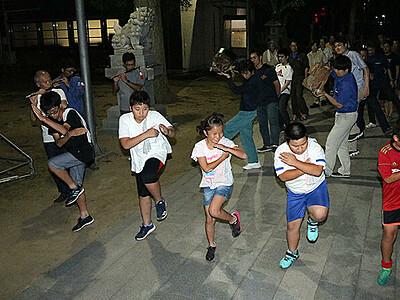 獅子舞120周年&遷宮90周年、催し多彩 小矢部末友八幡宮