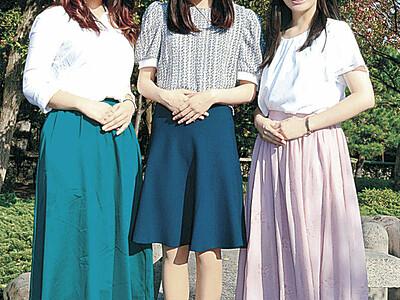 こまつ姫御前に松浦、川端、小原さん 13日、どんどんまつりで認証