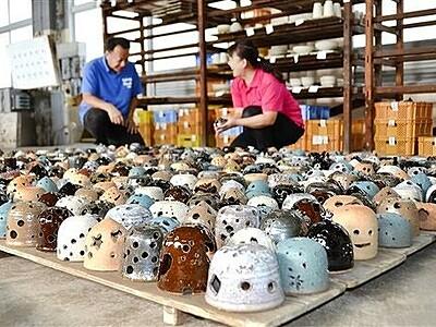 焼き物逸品探して 5、6日越前町で陶芸祭