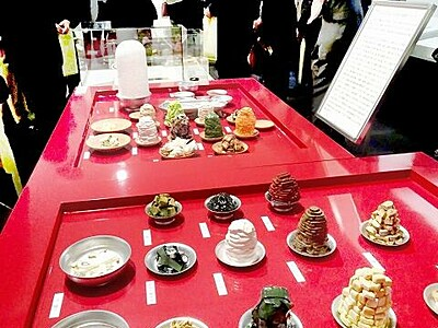 奈良時代の貴族、庶民の食再現 御食国・小浜で特別展 11月4日まで