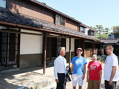「馬場家」旧米蔵で地ビール造り 富山・岩瀬の事業者