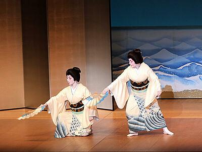 優雅な舞心行くまで 「日本のおどり」