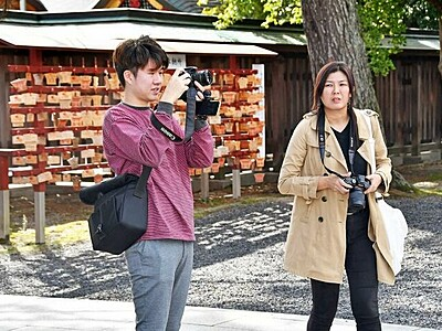 タイの記者ら福井県内を視察 母国で紹介へ