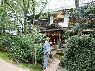 国文化財「環翠楼」が改修 次の100年へ再生 阿賀野