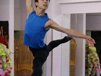 米バレエ公演主役に抜てき 金沢学院高1年、德山さん