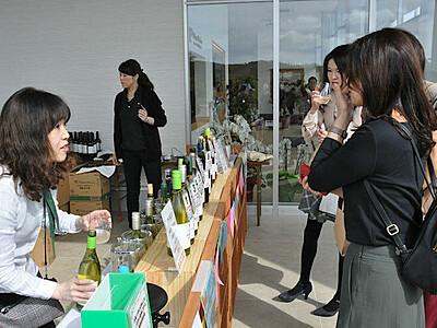 上田の椀子ワイナリーで 食とワイン楽しむ催し