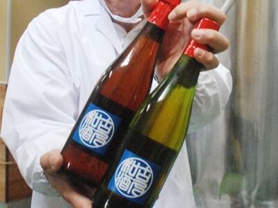 特産コクワの酒12月デビューへ 11月3日試飲会 三条