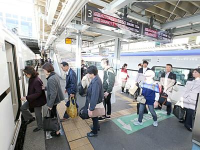 小海線、全区間11月1日再開 県関係のJR、全線で運行へ