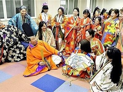 婆っちゃま一座、11月30日に爆笑公演 福井県越前市、施設開所を記念