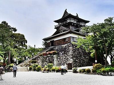 新そば、紅葉、丸岡城で満喫を 福井県坂井市、11月16日からイベント
