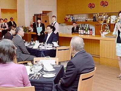 福井県嶺北の食、首都圏で発信 越前福井GO宴フェア