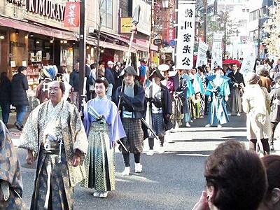 神楽坂一帯が福井色に 11月23、24日まつり