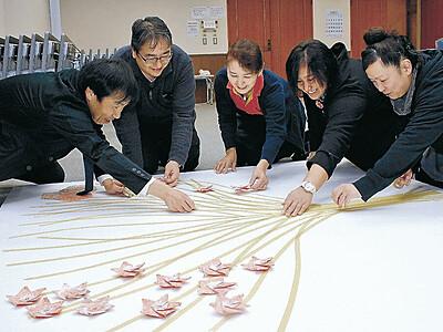 桜貝の名所、富来においで 有志の会が魅力発信