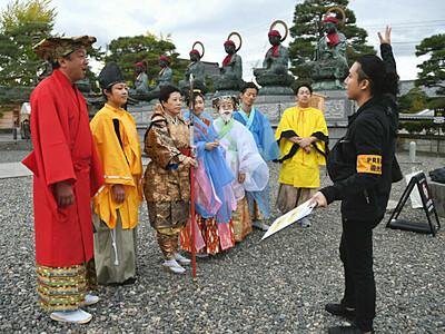 七福神が薦める善光寺周辺の食 復興へ歩む長野の情報発信