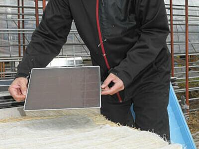 寒天作り、温暖化に対応 諏訪のイリセン、期間も作業も短縮