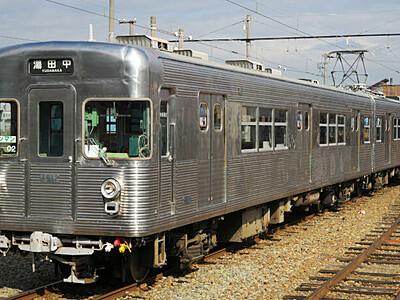 長電「O2編成」乗り納め 臨時列車運行や貸し切りツアー企画
